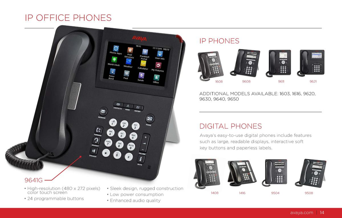 Small Business Phone System Avaya Ip Office Review
